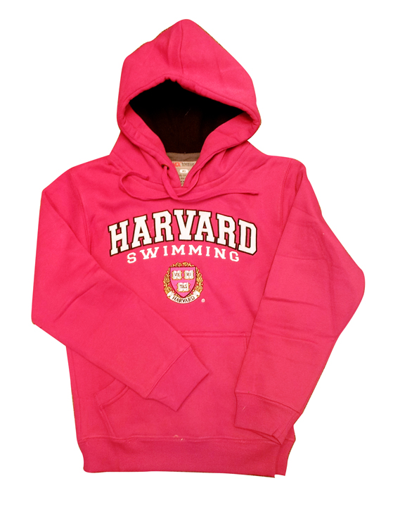 VLX Harvard Hooded Sweatshirt (Pink) Pink. VLX Harvard Hooded Sweatshirt