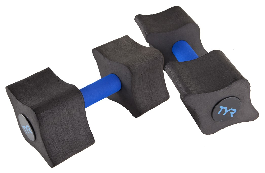 TYR Aquatic Resistance Dumbbells