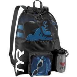 TYR Big Mesh Mummy Backpack LBMMB3