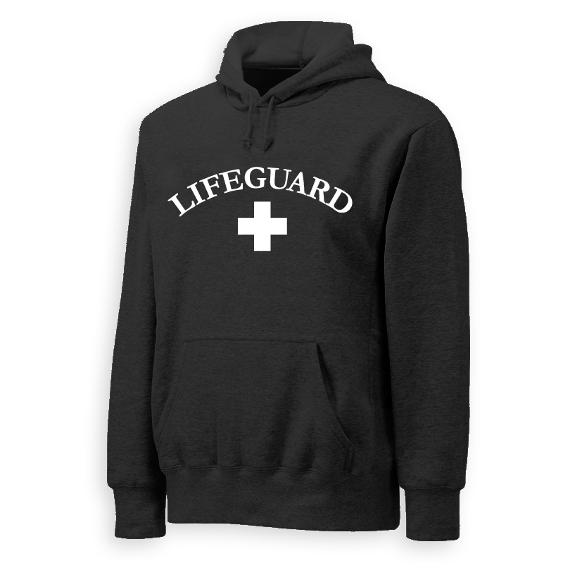 Lifeguard Hooded Sweatshirt (new)