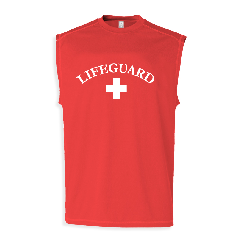 GUARD Unisex 6.1 oz Muscle Tee