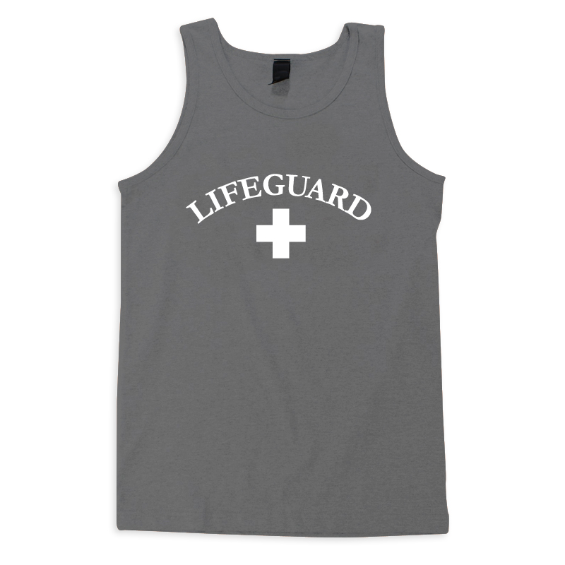 GUARD Unisex 6.1 oz Tank Tee (new)
