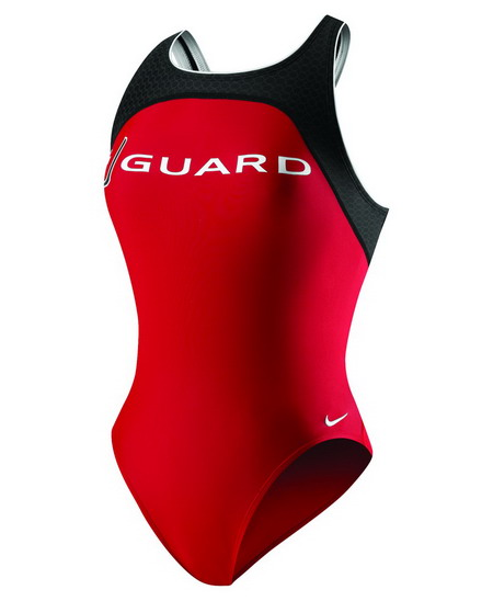 e8a4d06b8af NIKE SWIM Lifeguard swimsuits - Sport Top 2pc - Metro Lifeguard Shop