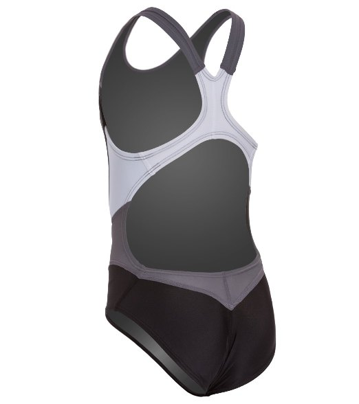 08f5a6bbed NIKE Victory Color Block Performance Power Back One Piece - Metro ...