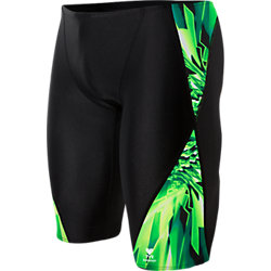 TYR Male Atlas Blade Splice Jammer (Green(310))