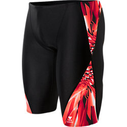 TYR Male Atlas Blade Splice Jammer (Red(610))