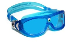 Aqua Sphere Seal Kid's Mask Blue Lens (Blue/Blue Lens)