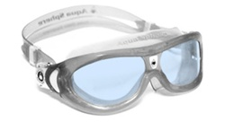 Aqua Sphere Seal Kid's Mask Blue Lens