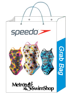 SPEEDO Axcel Back/Criss Cross Back Practice Suit - 2 Pack (34 Only)