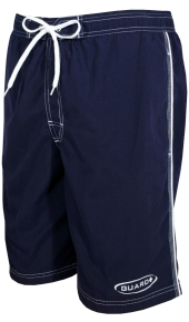 TYR Lifeguard Shorts - Male Challenger Trunk (Navy)