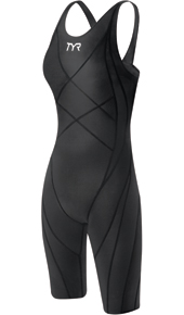 TYR Tracer Light Female Aeroback Short John TLSJ6A