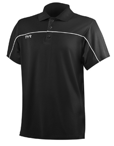 TYR Male Alliance Tech Polo