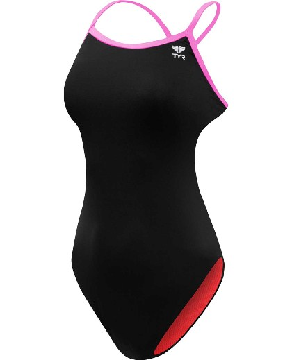 cced8f74d79fb TYR Women's Solid Trinityfit Swimsuit