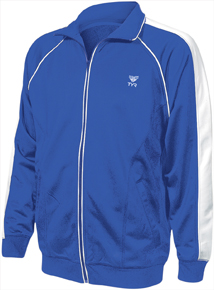TYR Male Alliance Warm-up Jacket