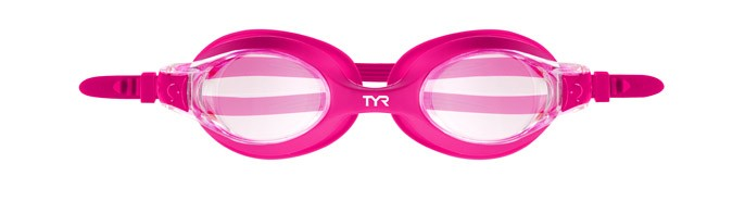 TYR Swimple Goggle Pink
