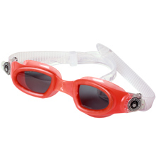 Aqua Sphere Moby Kid Goggle with Tint (Pink)