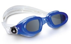 Aqua Sphere Moby Kid Goggle with Tint (Blue)
