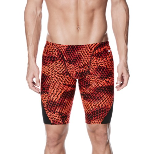 NIKE Mens Nova Spark Performance Swim Jammer
