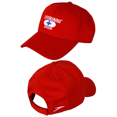 SPEEDO Unisex Lifeguard Hat