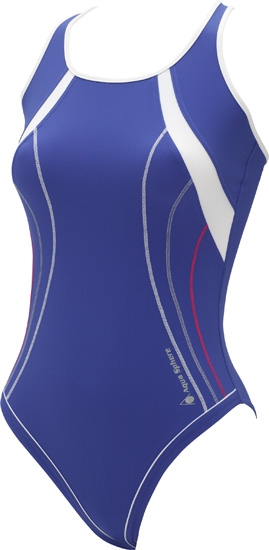 Aqua Sphere Active Swim Vitality Female Power Back Swimsuit SW023