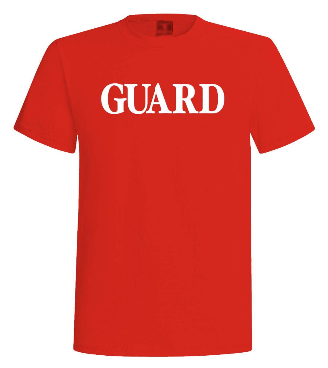 Unisex Guard Short Sleeved T-shirt