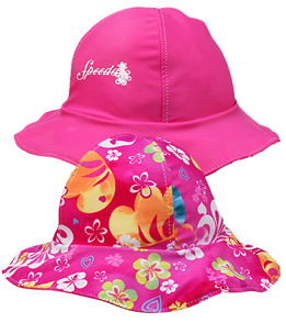 SPEEDO Toddler's Reversible Bucket Hat